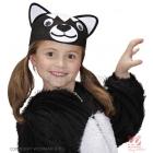 Kaķēnu cepurīte karnevālam