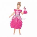 BĀRBIJA princese Meiteņu kostīms  5-7 gadu vecumam