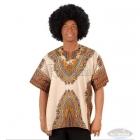 Viriešu  krekls afro stilā, M/L izmērs