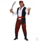Pirata kostīms Izmērs: XL