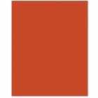 Plastikata galdauts bez zīmējuma,oranža krāsā, 137 cm x 274 cm