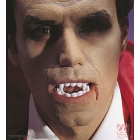 Vampīra zobi Helovīniem