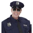 Policijas žetons, metāla