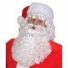 Ziemassvētku vecīša parūka un bārda