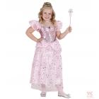 Rozā princese 128 cm  5-7 g.