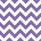 Salvetes ZigZag purpurs 33 x 33 cm 20.gab.