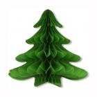 Ziemassvētku eglite no papīra - 60 cm, piekarama dekorācija