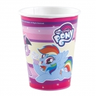 "8 Glāzītes ""My Little Pony"", 250 ml,  92 mm"