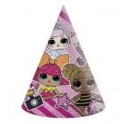 6 cepures  LOL  svētku atribūtika