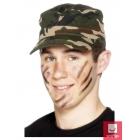 Militāra stila cepure, pieaugušo izmērs