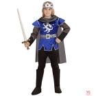 Karaļa Artūra kostīms - bikses, zābaku uzlikas, kronis, apmetnis) (140 cm/8-10 gadi)