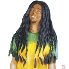 Jamaikas stīlā parūka