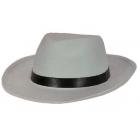 Balta gangstera cepure no filca Al Capone