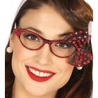 50. gadu stila brilles