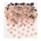 Konfeti zvaigznes Rozes zelts folijas 14 g