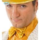 Tauriņa kaklasaite ar zelta apdari 11 cm
