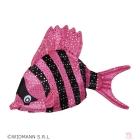 Cepure Rozā tropiskā zivtiņa