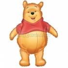 """Folijas hēlija balons """"Vīnijs Pūks"""", izmērs 56 x 74 cm,"""