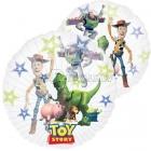 Сaurspīdīgs hēlija baloni Rotaļlietu Stāsts / Toy Story, izmērs 60 cm