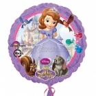 Folijas hēlija balons Sofija