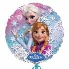 Frozen 45cm, folija balons Tēma: Ledus sirds
