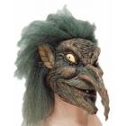 Ragana ar zaļo matiem, maska Helovīniem