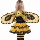 Kemenes/bitītes Fejas spārņini 4-6 gādu vecumā bērniem - 91.4cm x 21cm.
