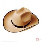 KOVBOJU smilšu cepure ar kniedēm