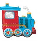 """Folijas hēlija balons """"Tuu tuu vilcieniņš"""", 63cm x 55cm"""