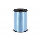 Gaiši zila dāvanu iesaiņošanas lente 5mm x 225 m