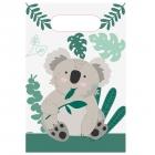 8 dāvanu maisiņi Koala