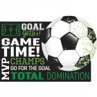 Ielugumi Futbols - Spēles laiks, 8 kartiņas ar aploksnēm, 11 x 16 cm