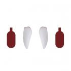 Vampire Canine Teeth & Blood 1.1 ml