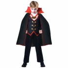 Child Costume Count Dracula Age 4 - 6 Years