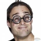 Nūģa brilles  ar stikliem