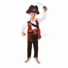 Pirāta kostīms 3-5 gādu vecumā bērniem
