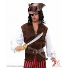Pirāta krekls ar vesti M/L