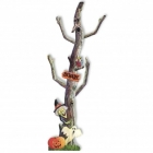 Spoku koks, 180 cm - dekorācija Helovīniem.