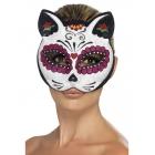 Halovina dienas pusloka acu  kaķa maska