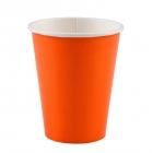 20 Cups Paper Orange Peel 266ml