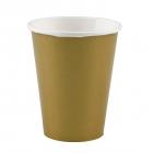 Papīra glazītes zelta krāsa, 266 ml., 20 gab.