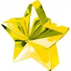 Svariņš baloniem, zvaigznes formas, zelts, 170 gr.