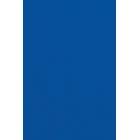 Tumši zils papīra galdauts ar reljefu dizainu un paltikātu apšuvumu, 137 x 274 cm