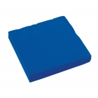 Salvetes, tumši zilas, 33 x 33 cm, 20 gab.