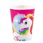 Glāzītes Vienradzis (Unicorn), 250 ml, 8 gab.