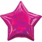 Hologrāfiskāmagenta zvaigzne
