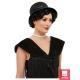 20-to gadu sieviešu aksesuāru komplekts – cepure un