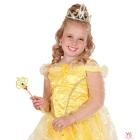Princeses nūjiņa, scepteris zeltā krāsā