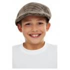 Hangsteras cepurīte bērnu brūnā ar melnu
