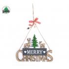 Ziemassvētku karājas rotājums